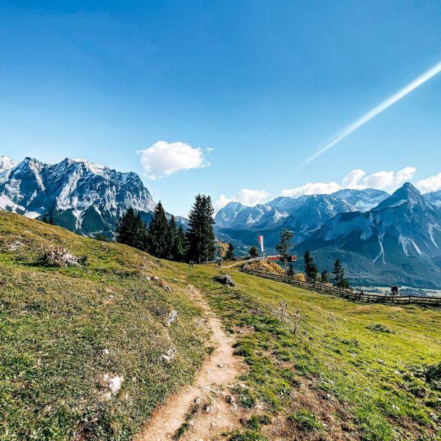 🍁🥾Herbstwanderung zur Aussichtsplattform auf der Tuftl Alm ⠀ ⠀ #postlermoosmoments #herbst #tirol #lermoos #wandernintirol #autumn #hiking #lovetirol #hotelpostlermoos #ausflugstipp